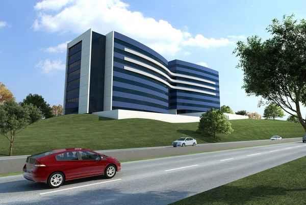 Cabo Corporate Center ser� o primeiro empreendimento de porte na regi�o (Rio Ave/Divulga��o)