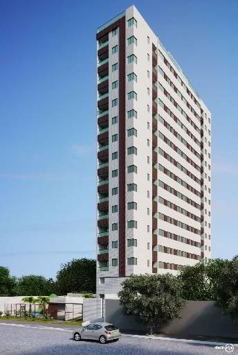 Carrilho lança edifício studio no bairro do Espinheiro - Construtora Carrilho / Divulgação
