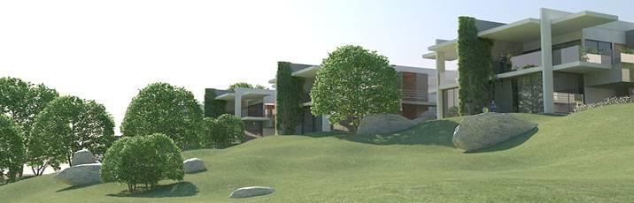 Com projeto do arquiteto Humberto Zirpoli, unidades terão vista para o vale do Rio Ipojuca - Com projeto do arquiteto Humberto Zirpoli, unidades terão vista para o vale do Rio Ipojuca (HOTEL PORTAL DE GRAVATA/DIVULGAÇÃO)