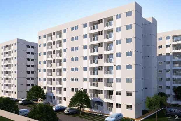 A segunda fase do Parque Verde, da Lira Empreendimentos, com apartamentos de 2 e 3 quartos, é uma das opções do Plantão - Eduardo Feitosa/Divulgação