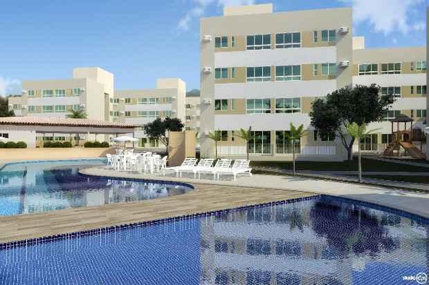 Uma das vantagens do empreendimento é a localização, a poucos minutos do Recife.  - Nacional Empreendimentos/Divulgação