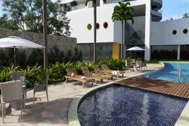 Empreendimentos  da Pernambuco Construtora prezam pelo conforto nos espaços comuns  - Pernambuco Construtora