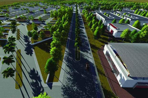 Projeto residencial da Viga Mestre deve beneficiar municípos vizinhos  - Viga Mestre/Divulgação