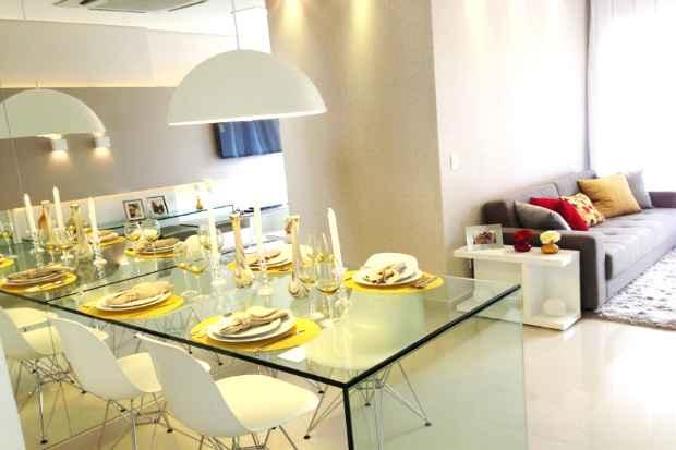 Do ponto de vista dos negócios, o apartamento decorado garante uma boa velocidade de vendas  - Celi/Divulgação