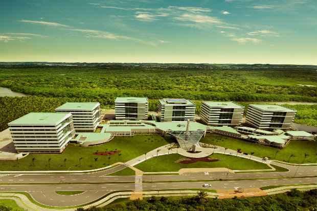 Novo Mundo Empresarial se destaca por sua infraestrutura e boa localização - OR/Divulgação