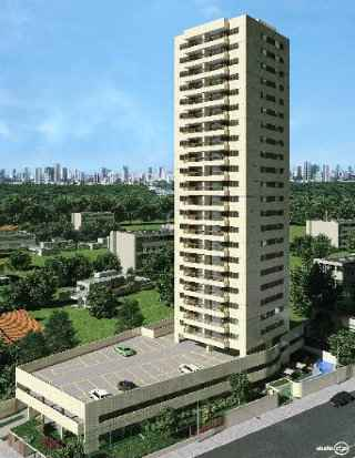 Edifício se encontra em uma localização estratégica, próximo à escola, hospitais, supermercado e praças - Conic/Divulgação