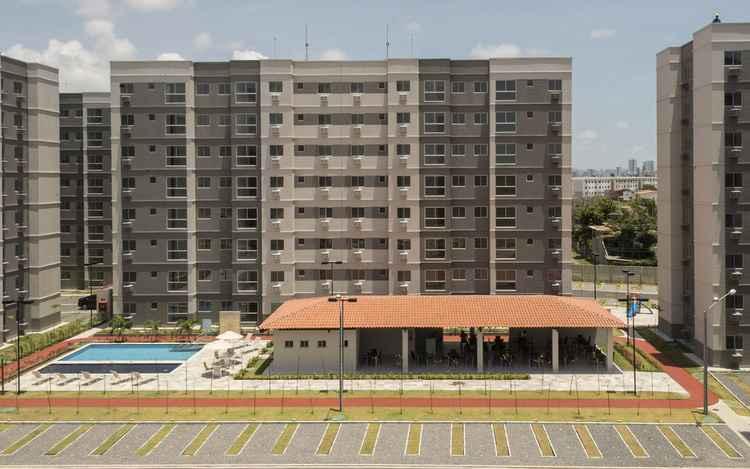 Residencial Candeias Ville revitalizou todo o bairro e um canal foi revestido - Fred Jordão / Divulgação