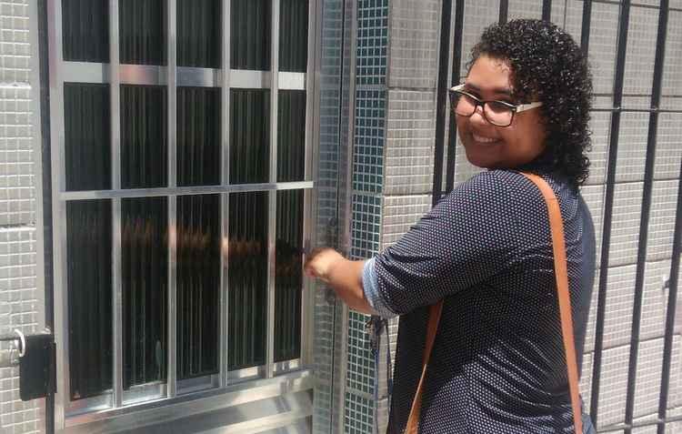 Joyce Viana já alugou seu imóvel no Janga três vezes e planeja investir mais - Antonio Carlos / Divulgação
