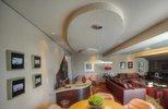 Drywall também é opção para os tetos modernos