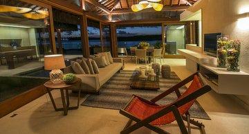 Casa de praia com estilo - Foto: Humberto Zirpoli / Divulgação