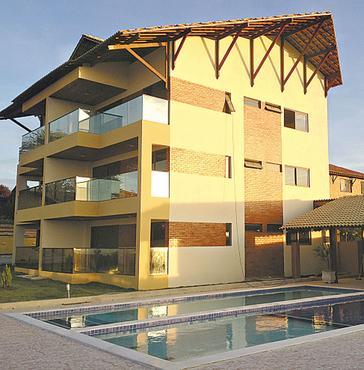 O Mont Sunset Flat Residence, em Gravatá, está com seis unidades prontas para morar e seis serão entregues em 2014 - Moura Rocha Construtora/Divulgação