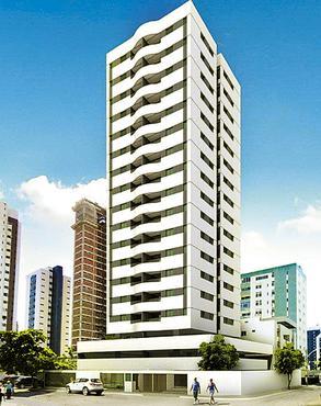 Edifício terá 60 apartamentos com 52 metros quadrados cada - Edifício terá 60 apartamentos com 52 metros quadrados cada (Conlar / Divulgação)