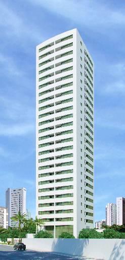 Imóvel, com três quartos, custará a partir de R$ 396 mil - Imóvel, com três quartos, custará a partir de R$ 396 mil (Flamac / Divulgação)