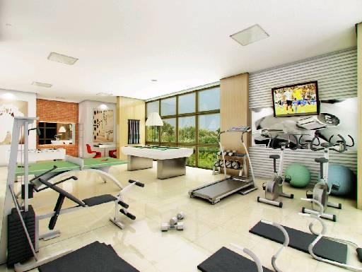 Espaço fitness - Flamac / Divulgação