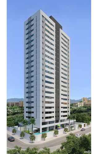 Edifício Clara Nunes fica em Barra de Jangada, Jaboatão (NACIONAL EMPREENDIMENTOS/DIVULGAÇÃO)