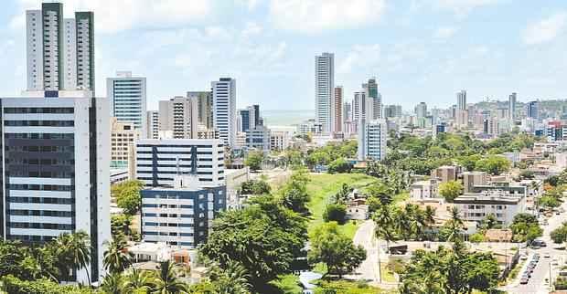 Construtoras consideram que Olinda se transformou em um mercado seguro para investimentos imobiliários - Construtoras consideram que Olinda se transformou em um mercado seguro para investimentos imobiliários (CRISTIANE SILVA/ESP.DP/D.A PRESS)