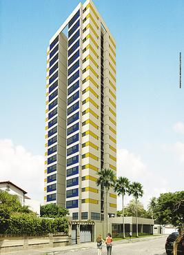 Casttelo de Ravena será erguido no bairro de Campo Grande - Casttelo de Ravena será erguido no bairro de Campo Grande (REIS EMPREENDIMENTOS/DIVULGAÇÃO)
