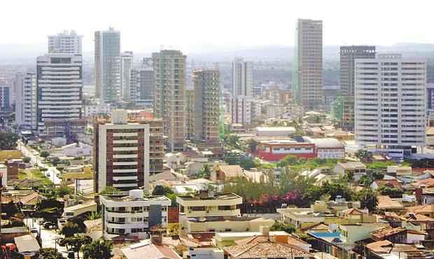 Caruaru abriga investimentos da construção civil que acompanham o crescimento da cidade - Caruaru abriga investimentos da construção civil que acompanham o crescimento da cidade (AUGUSTO FREITAS/DP/D.A PRESS)