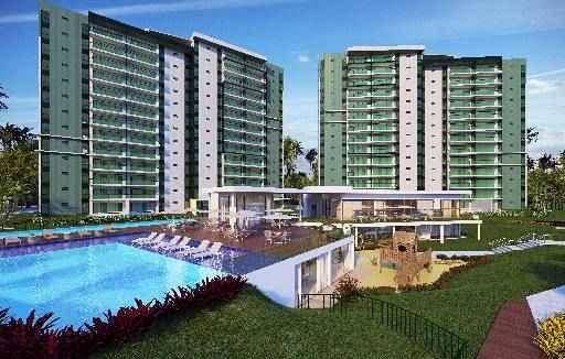 Projeto contará com 156 apartamentos, dos quais 82 já foram vendidos - Odebrecht Realizações Imobiliárias / Divulgação