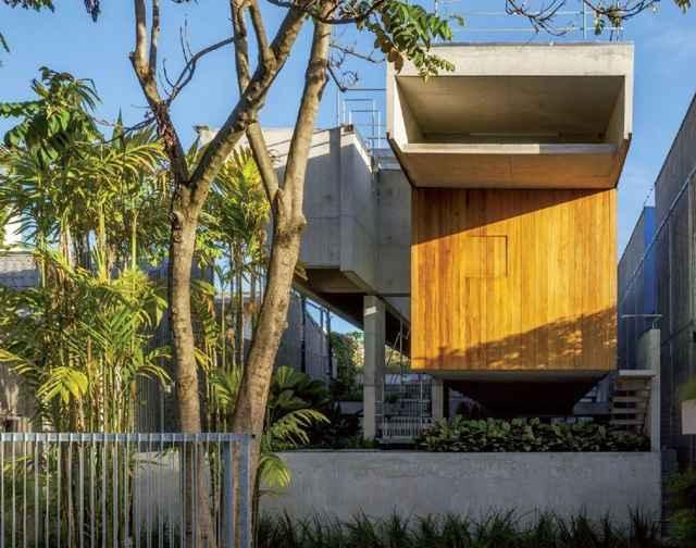 Casa de Fim de Semana em São Paulo (SPBR Arquitetos)  - Casa de Fim de Semana em São Paulo (SPBR Arquitetos) (Divulgação/Nelson Kon)