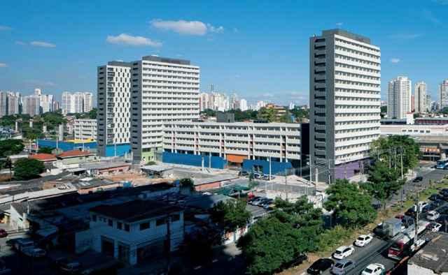 Conjunto Habitacional Jardim Edite (MMBB e H F) - Conjunto Habitacional Jardim Edite (MMBB e H F) (Divulgação/Leonardo Finotti)