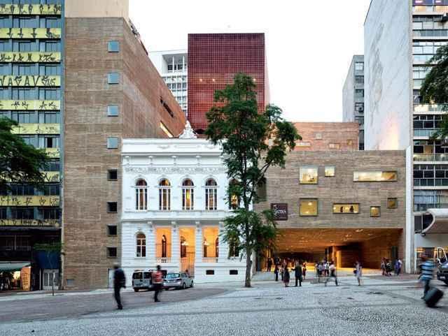Praça das Artes (Brasil Arquitetura) - Praça das Artes (Brasil Arquitetura) (Divulgação/Nelson Kon)