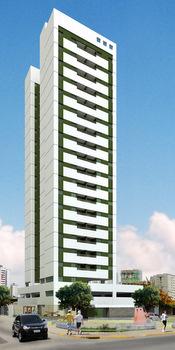 Itapoã Residence deve atrair investidores e famílias pequenas - Itapoã Residence deve atrair investidores e famílias pequenas (VEMA CONSTRUÇÕES/DIVULGAÇÃO)