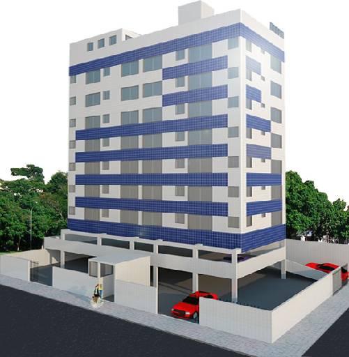 Empreendimento da Pitta Marinho terá unidades de 28 m2 - Empreendimento da Pitta Marinho terá unidades de 28 m2 (PITTA MARINHO ENGENHARIA/DIVULGAÇÃO)