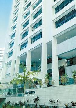 Empresarial Rui Barbosa, da Moura Dubeux, começa a operar no bairro das Graças - Empresarial Rui Barbosa, da Moura Dubeux, começa a operar no bairro das Graças (MOURA DUBEUX/DIVULGAÇÃO)