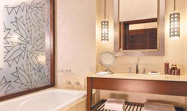 Hotel Sheraton, no Paiva, produziu mais de 300 banheiros fora do estabelecimento - Hotel Sheraton, no Paiva, produziu mais de 300 banheiros fora do estabelecimento (HERATON/DIVULGAÇÃO)