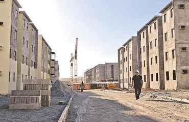 Programas sociais,como o Minha Casa, Minha Vida, foram importantes para o setor - HELDER TAVARES/DP/D.A PRESS - 01/03/10