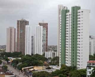 Para edificações já construídas, o ganho em termos de economia de energia pode atingir 30%. - Roberto Ramos/DP/D.A Press.