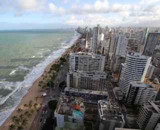 Localidade é consolidada com amplos serviços e boa estrutura de entretenimento - Paulo Paiva/ DP/ D. A. PRESS - 22/08/2013