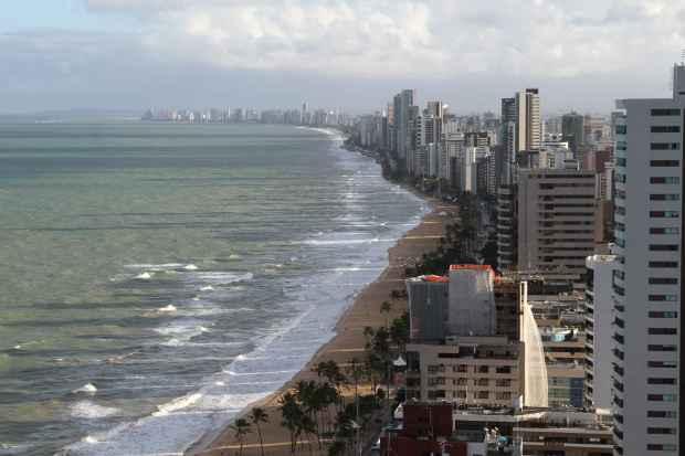 Entre as alterações propostas pelo projeto estão maior transparência de demarcação das terras que sofrem influência de marés  - PAULO PAIVA/ DP/ D.A. PRESS- 22/08/13