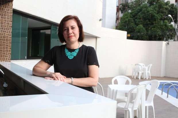 Para Ana Paula, é necessário bom senso na hora de argumentar  - Nando Chiappetta/DP/D.A Press.