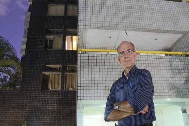 Para Maurício Beder, o síndico precisa estar próximo dos condôminos - Brenda Alcantara/Esp.DP/D.A Press
