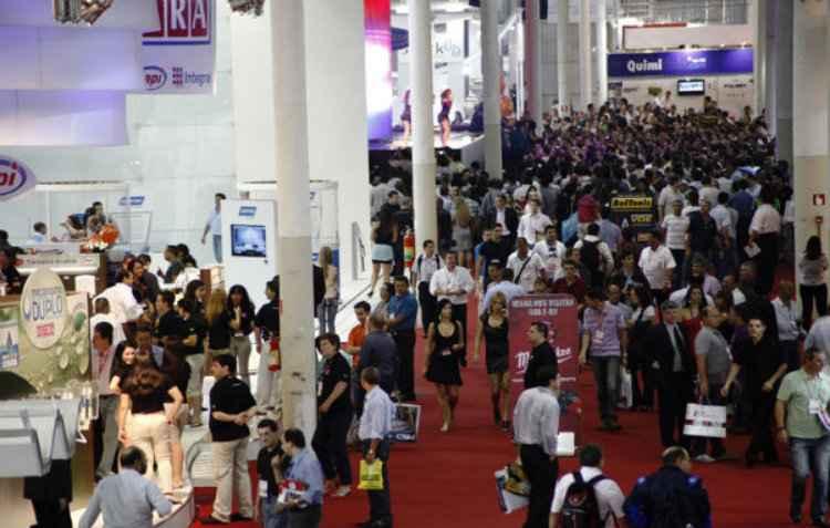 Evento contou com mais de 9 mil visitantes nos três dias de feira - Feicon Batimat/Divulgação