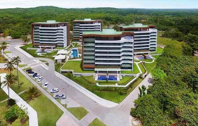 Varanda do Parque possui quatro torres e 128 apartamentos - Reserva do Paiva/Divulgação