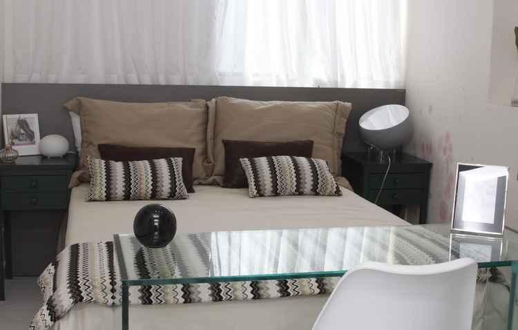 Apartamento dcorado pode definir uma venda - Amanda Oliveira / Esp. DP